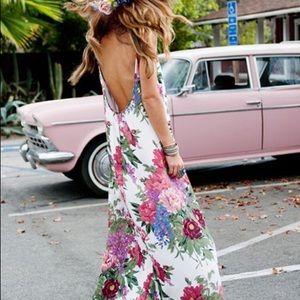 NWT Show Me Your Mumu Turlington Maxi Dress Medium